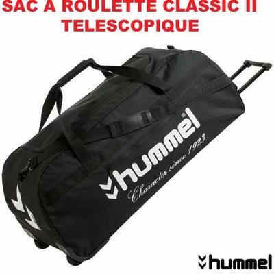 Sac De Sport A Roulette Hummel The Plastic Packaging Inventor