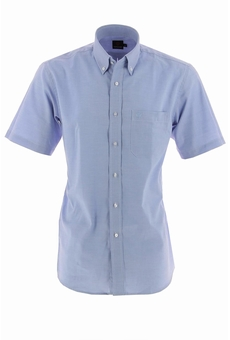 CHEMISE OXFORD GRISE OXFORD MARTIN MAPLE