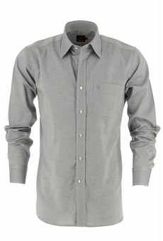CHEMISE OXFORD GRIS OXFORD MARTIN MAPLE