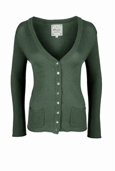GILET SNOOZE MALLAND GREEN MISTRAL