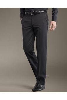 PANTALON BI-EXTENSIBLE GRIS MEYER