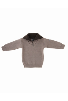 PULL CAMIONNEUR ROUGE-NAVY PROPULL'S