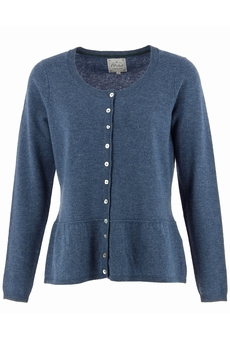 CARDIGAN BAS FROISSE GALWAY MISTRAL