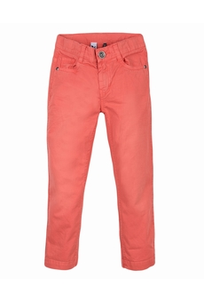PANTALON 3L22055 ORANGE 3 POMMES