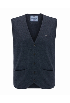 GILET SANS MANCHES DANDY NAVY FYNCH HATTON