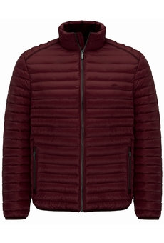 BLOUSON FIN OXBLOOD FYNCH HATTON