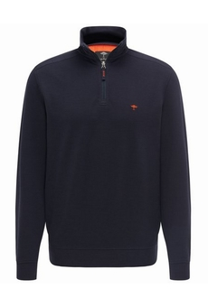 POLO TROYER ZIP NAVY FYNCH HATTON