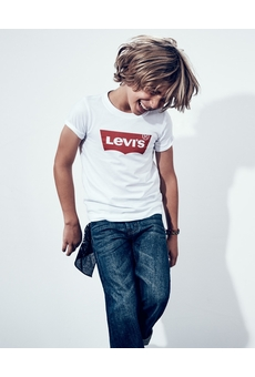 T-SHIRT N91004H WHITE LEVI'S KIDS