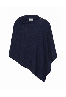 PONCHO WATERVILL FLECK MISTRAL
