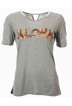 T-SHIRT ALOHA UNIQUE CONCEPT K