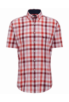 CHEMISE BERRY CHECK FYNCH HATTON