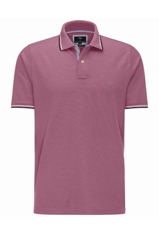 POLO CONTRAST DETAILS THYME MEL FYNCH HATTON