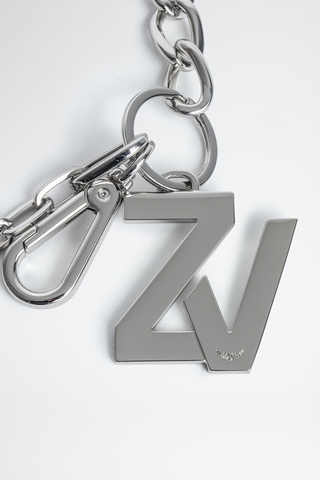 ZV INITIALE KEYRING