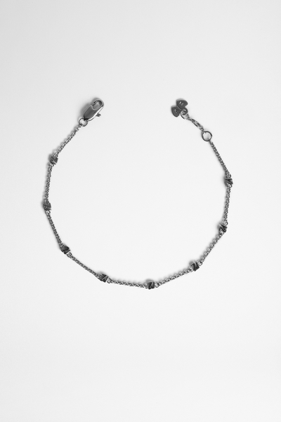 Zadig&Voltaire women's brass bracelet. 100% brass.