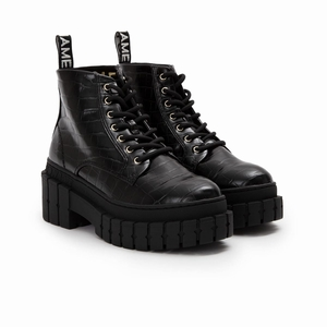 NO NAME-KROSS LOW BOOTS-1