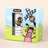 Coffret Mug humoristique Hénaff dans boite cartonnée.
