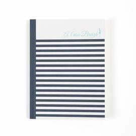 Carnet de note imprimé, 80 pages. <br>dimensions: 10,5cm x