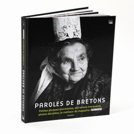 Paroles de Bretons, le meilleur du magazine Bretons Volume
