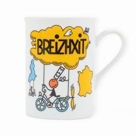 Coffret un mug humoristique avec packaging inclus.