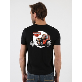 T-Shirt manches courtes A l'Aise Breizh impression Breizh