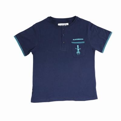 Pyjama en jersey coton.<br> Le T-shirt est à manches
