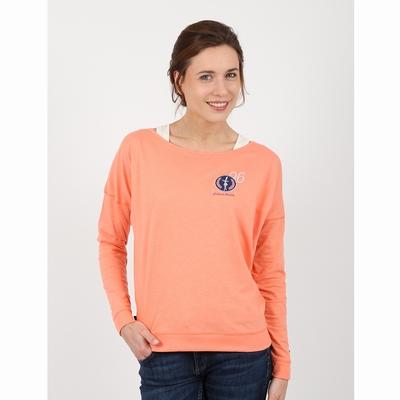 T-shirt manches longues, chauve souris en jersey coton