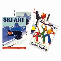 SKI ART - 55 CARTES
