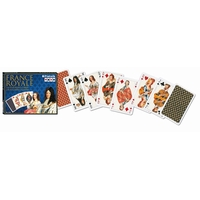 FRANCE ROYALE - 2X55 CARTES