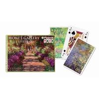 MONET GIVERNY - COFFRET 2X55 CARTES