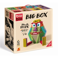 BIG BOX 340 BRIQUES - 340 BRIQUES 10 COULEURS