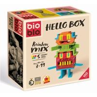 HELLO BOX RAINBOW 100 BRIQUES - 100 BRIQUES 5 COULEURS