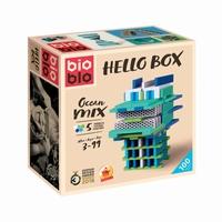 HELLO BOX OCEAN 100 BRIQUES - 100 BRIQUES 5 COULEURS