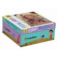 GIANT PUZZLE HANSEL GRETEL - 48 PIECES