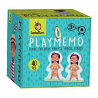MEMORY ENFANTS DU MONDE -