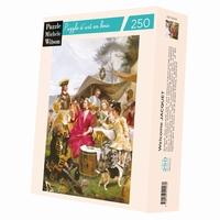 PUZZLE MICHELE WILSON-A1000-250-1