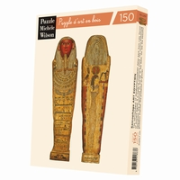 SARCOPHAGE - ART EGYPTIEN