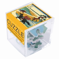 Puzzle d'art en bois 30 pièces \r\nDimension : 9x9 cm