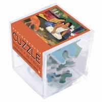 <b>Puzzle d'art en bois de 30 pièces, découpé à la main en