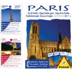 Jeu de 7 familles pour (re)découvrir Paris avec ses musées,