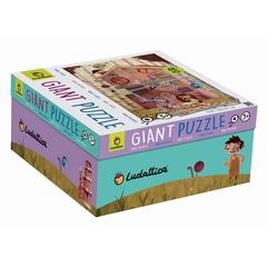 A partir de 3 ans <br><br> <h160><b>Compose le puzzle géant