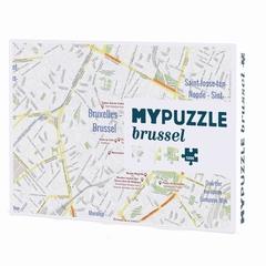 Redécouvre ta ville préférée en puzzle - sans GPS ou