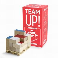 <h160><b> Team UP! Une palette, des cartons et un bon sens