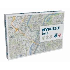 <b>Redécouvre ta ville préférée en puzzle - sans GPS ou