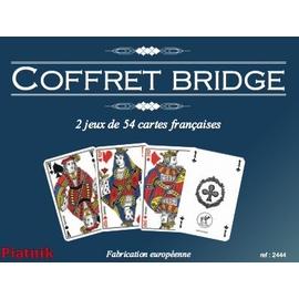 COFFRET BRIDGE FRANCAIS