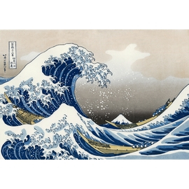 LA VAGUE HOKUSAI