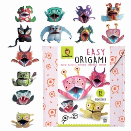 EASY ORIGAMI MONSTRES
