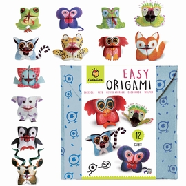EASY ORIGAMI ANIMAUX