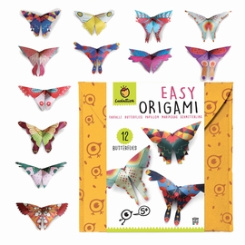 EASY ORIGAMI PAPILLONS