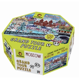 GRAND TOUR PUZZLE MOSCOU