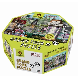GRAND TOUR PUZZLE PARIS